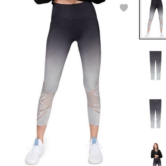 2b7649bb85ff1 PINK Victoria's Secret Pants   Vs Pink Cool Comfy Ombr Ankle Legging ...